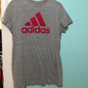 New Worn Adidas Shirt